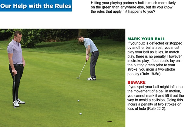 Our Help with the Rules: ball collisions