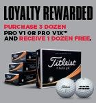 Titleist Loyalty Rewarded £44.99