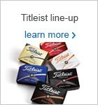 Titleist Golf Ball Line-Up