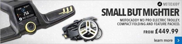 Motocaddy M3 Pro