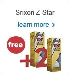 Srixon Satisfaction Guaranteed Z-Star
