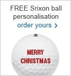 Free Personalisation on Srixons, from £24.99