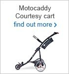 Motocaddy Courtesy Cart