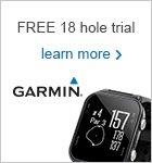 Garmin 18 Hole Trial