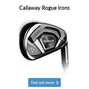 Callaway Rogue Irons